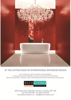 Bathrooms By Design, Chester Rd., Woodford.