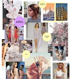 Introducing 'The Monthly Mood-board' | Negin Mirsalehi