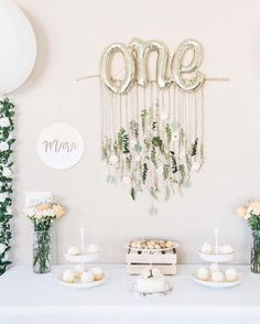 33 Trendy Baby First Birthday Party Ideas Girl - - 33 Trendy Baby First Birthday Party Ideas Girl Parties! 33 Trendy Baby First Birthday Party Ideas Girl One Year Birthday, First Birthday Party Themes, Wild One Birthday Party, Baby Girl 1st Birthday, First Birthday Decorations Girl, Birthday Design, Girl First Birthday Party Ideas Winter, Birthday Celebration, 1st Birthday Party Ideas For Girls