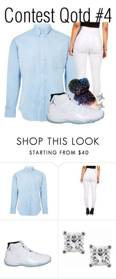 """""""~~Qotd 2~~"""" by be-you-tiful-flower ❤ liked on Polyvore featuring AMI, NIKE and jayseek"""