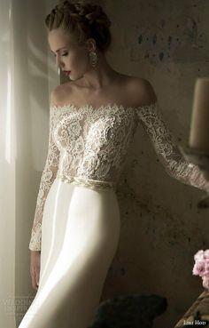 Lihi Hod Spring 2014 Wedding Dresses | 2015 Wedding