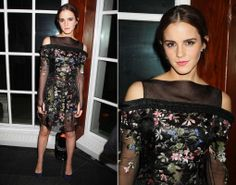 She could make a gunny sack look good!  Emma Watson's Best Looks of 2014