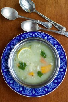 Thick and hearty #bey's #soup (#begova #čorba) is a traditional #Bosnian delicacy. Add salad and bread, and you got yourself a meal. | balkanlunchbox.com