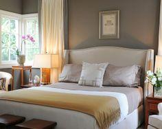Home Decor Contemporary Bedroom. ベッドルームのインテリアコーディネイト実例