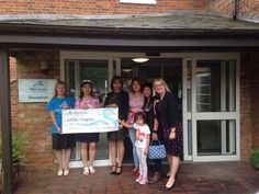 Big thank you to The Countryman Pub in Bradwell Common Milton Keynes. They organised and hosted a Thai inspired Blossom Charity Day for Willen Hospice raising much needed funds to support our care.