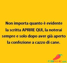 Immagini Divertenti per Facebook e Whatsapp - Pocopagare.com Funny Quotes, Funny Memes, Serious Quotes, I Go Crazy, Make Me Smile, Things To Think About, Improve Yourself, Haha, Facebook