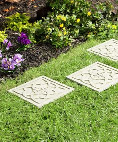 Look what I found on #zulily! Celtic Knot Stepping Stone #zulilyfinds