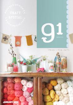 91 Magazine Craft Special - Jan. 2014