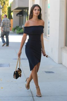 Emily Ratajkowki in West Hollywood