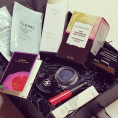 I took the plunge and got February's @cohorted box not sure what to make of it though....