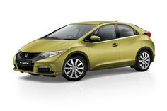 2013 Honda Civic New Feature