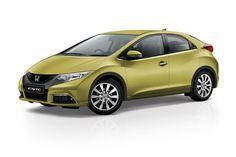 2013 Honda Civic New Feature