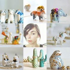 Just stumbled across the #artvsartist posts while on a coffee break. Go check 'em out!  #smallwildshop by smallwildshop