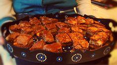Gevulde specualaas: self made <3 Typical Dutch Food, Dutch Recipes, Tandoori Chicken, Holland, Ethnic Recipes, Foods, The Nederlands, The Netherlands, Netherlands