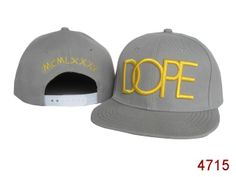 Dope Couture Snapback Gorras M0035