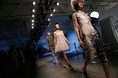Creatures Of Comfort - Presentation - Fall 2013 Mercedes-Benz Fashion Week