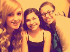 Me, Marynn and Kora <3 2/15/14