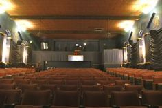 The Film Festival of Hendricks County is held in the Historic Royal Theater in Danville, IN