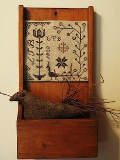 Lydia Broome a pineberry lane design. I have some old Home Interior Sconches that could be used!!
