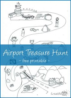Will you travel with kids any time soon? If so, print this little game and take it with you on your next plane trip. It will be fun. I promise.   I don't know about you but for us, when we travel with kids things can get intense. There is always someone wanting something and having a ...