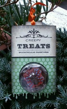 """Halloween Papertrey Style (with a Stampin Up twist) The free template is in my other board """"My templates for electronic cutting machines"""""""