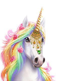 Art for Kids – modern wall murals – Photowall Unicorn Wall Art, Unicorn Painting, Unicorn Drawing, Unicorn Horse, Cute Unicorn, Unicorn And Fairies, Unicorn Fantasy, Unicorns And Mermaids, Beautiful Unicorn