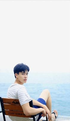 Me by the sea. Asian Actors, Korean Actors, Dramas, China Movie, A Love So Beautiful, Aesthetic People, Cute Actors, Chinese Boy, Actor Model