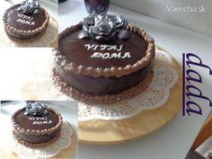 Klasická čokoládová torta