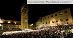 Summer Music Events in Tuscany:Lucca Summer Festival, Pistoia Blues, Puccini Festival in Tuscany