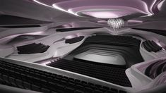 Dance and Music Center in Hague, Netherlands by Zaha Hadid Architects | Modern Octopus