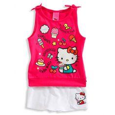 Goedkope , koop rechtstreeks van Chinese leveranciers:  Retail fashion zomer meisje kleding sets baby kleding sets 100 % katoen gestreepte shirts +pants stripfiguren afdrukkenOns $ 4.20/setZomer mode k