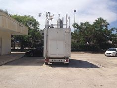 Barletta un nuovo sito di monitoraggio per la centralina mobile arpa