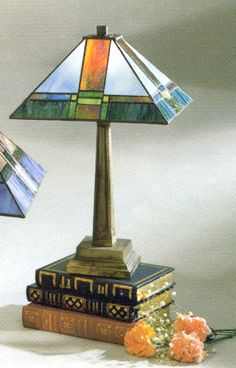 Dale Tiffany's Tranquility Table Lamp