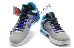 lowest price 01c90 92a96 Nike Zoom Kobe VII Price Cool Grey Purple Royal Blue 488244 706 Kd Shoes,  Kobe