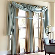 """Cindy Crawford Style® Marla 110"""" Drapery Panel design for my bedroom"""