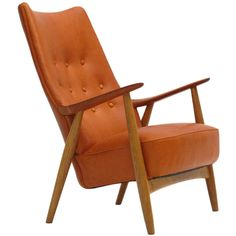 Hans Wegner Highback Chair | From a unique collection of antique and modern armchairs at http://www.1stdibs.com/furniture/seating/armchairs/