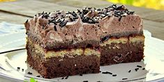 Chocolate Buckeye Cake is what cake dreams are made of! This from-scratch buckeye cake recipe is a chocolate lovers dream, not to mention easy! Chocolate Peppermint Cake, Dark Chocolate Cakes, Chocolate Flavors, Chocolate Recipes, Chocolate Coffee, Chocolate Fudge, Fun Baking Recipes, Sweet Recipes, Cake Recipes