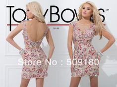 2014 New sexy top quality cap sleeve knee length lace beaded custom make design short cocktail dress TS170 lace dress patterns $185.00