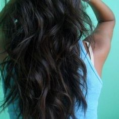 Love the color! Dark brown - do I dare