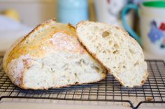 One of my favorite things to indulge in is bread. Though I can't indulge often—because large amounts of gluten simply don't agre...