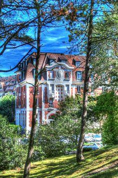 L'hôtel Westminster, Le Touquet-Paris-Plage, France