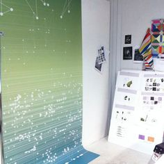 Our surface imaging capabilities featured in Design Milk piece, Designtex's First Digitally Printed Products by Surface Imaging Studio