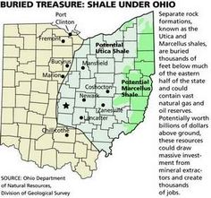 Ohio shale deposits hold potential for oil, gas, jobs | The Newark Advocate | NewarkAdvocate.com