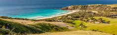 Kangaroo Island is a place apart, of unspoiled nature, deep restoring breaths…