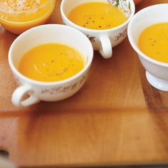 Cream of Carrot and Rutabaga Soup with Maple Syrup My Recipes, Gourmet Recipes, Real Food Recipes, Cooking Recipes, Favorite Recipes, Healthy Recipes, Healthy Gourmet, Recipies, Turnip Soup