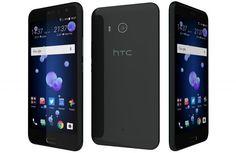 HTC U11 Brilliant Black 3D Model .max .c4d .obj .3ds .fbx .lwo .stl @3DExport.com by JokerLD
