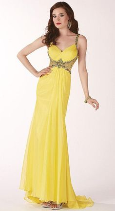 Alyce Paris Prom Dress with Sheer Nude Back 6733 by Alyce Designs