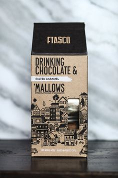 Fiasco Winter 2016 Collection — The Dieline - Branding & Packaging Design