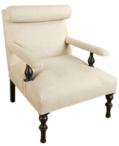 Belgian Club Chair
