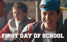 I cannot even imagine going to a school where the boys are Austin Mahone and The Crew. I would legit die.